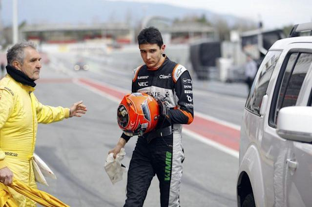 Friends in high places: F1 figures as senior as Mercedes boss Toto Wolff believe Esteban Ocon is the real deal