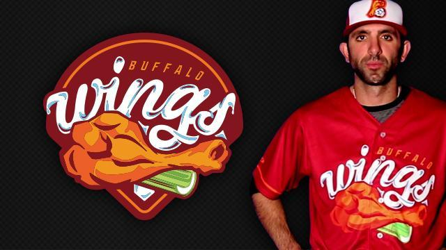 The Buffalo Bisons, Triple-A affiliate of the Blue Jays, announced their Buffalo Wings alter-ego on Thursday. (Buffalo Bisons)