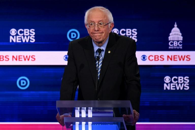 Democratic presidential hopeful Bernie Sanders' rivals joined in savaging the self-described democratic socialist as too radical to appeal to a broad swathe of Americans