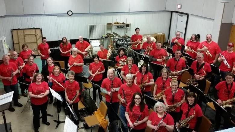'I wish I hadn't given it up:' Saint John band offers former musicians second chance