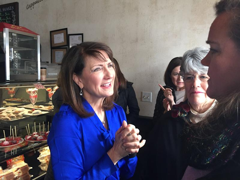 Marie Newman, a former advertising executive, ran against Rep. Dan Lipinski in 2018 but lost by about 2,000 votes. (Photo: ASSOCIATED PRESS)