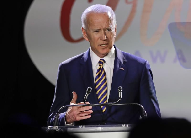 Joe Biden Accused Of 'Kissing' Former Nevada Assemblywoman Without Consent