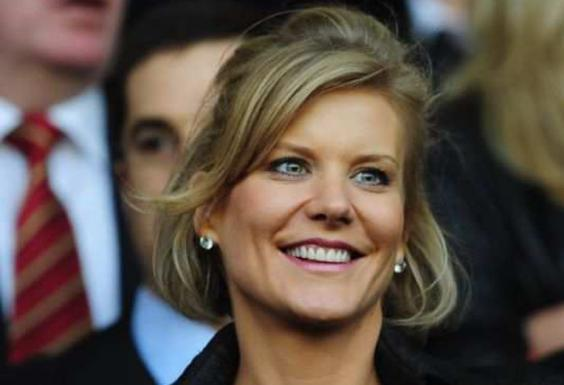 British businesswoman Amanda Staveley is fronting the takeover (Getty Images)
