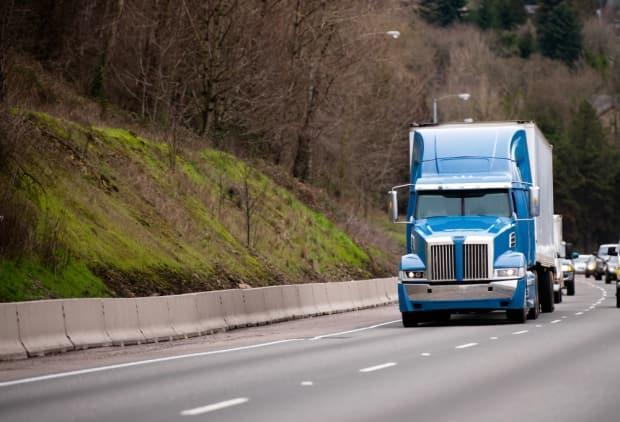 As automakers make electric pledges, the heavy-duty truck sector is also looking at how it might power the industry in the future. But diesel fuel, which provides the torque needed for heavy loads, isn't expected to disappear any time soon. (Shutterstock/Vitpho - image credit)