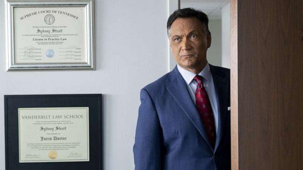 PHOTO: Jimmy Smits in a scene from 'Bluff City Law.' (NBC)