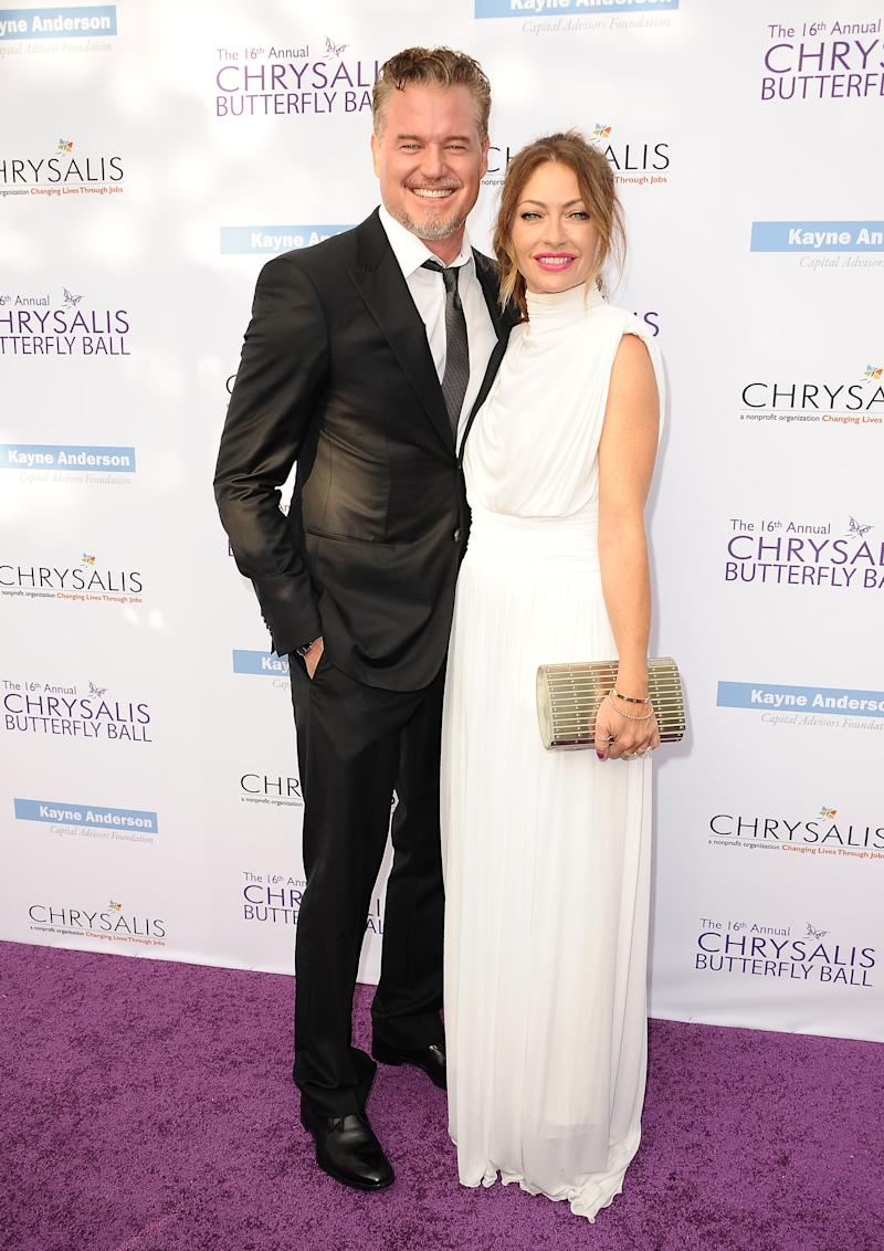 Rebecca Gayheart filed for divorce from Eric Dane after 13 years of marriage, citing irreconcilable differences.