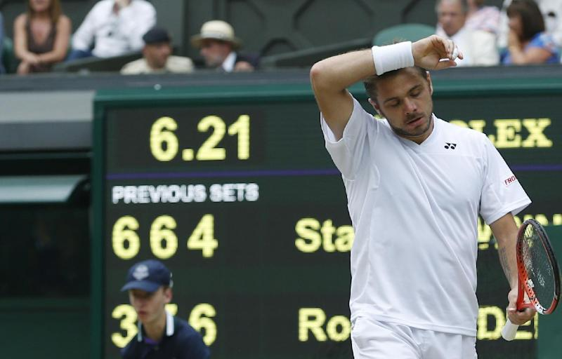 """Federer: All-white clothing rule """"too strict"""""""