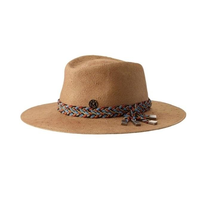 """<p>If you want a sophisticated hat that'll feel at home with a suit or a nice overcoat, this Chanel-owened brand, founded in Paris in 1936, is an excellent place to start.</p><p>Maison Michel Pierre Hat, $720, available at <a rel=""""nofollow"""" href=""""https://www.michel-paris.com/en/estore/hats/pierre–beige-paper-straw-fedora-/p/1051005002?mbid=synd_yahoostyle"""">michel-paris.com</a></p>"""
