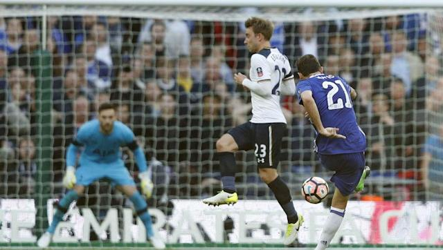 <p>To follow came one of the games of the season. Tottenham against Chelsea in the FA Cup semi-final at Wembley was everything we hoped it'd be.</p> <br><p>England's two best teams slugged it out in a sun-drenched goal fest. The two sides went punch for punch, but in the end it was Antonio Conte's league leaders who came out on top.</p> <br><p>Conte's Chelsea were pinned back for large parts of the game but were completely clinical in front of goal, with his team selection choices paying dividends as Willian bagged twice in the first half. Eden Hazard isn't a bad substitute to bring on, and his goal swung the tie his side's way again before Nemanja Matic's thunderbolt ended things.</p> <br><p>Chelsea may have also ended Tottenham's thin title hopes in the process, as that's a pretty significant mental knock for Spurs to take.</p>