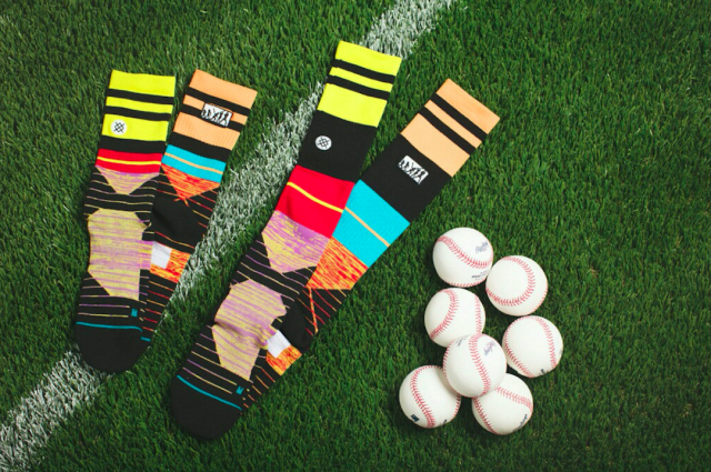 Stance put together some snazzy socks for Players Weekend. (MLB)
