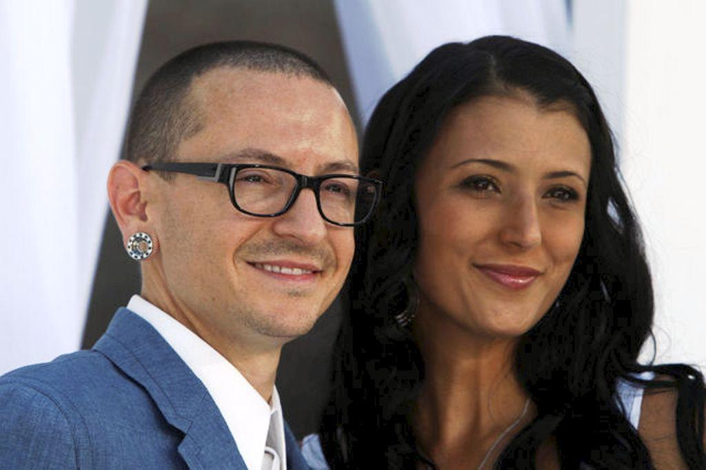 Twitter Hack or Authentic? Chester Bennington's Wife Says She Cheated On Husband in
