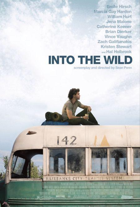 """<p>Christopher McCandless (Emile Hirsch) says goodbye to family, society, and material objects (like, burns his car-level commitment) and hitchhikes to Alaska. Was solitary life in the Alaskan wilderness really what dreams were made of? You'll just have to see to find out.</p><p><a class=""""link rapid-noclick-resp"""" href=""""https://www.amazon.com/Into-Wild-Emile-Hirsch/dp/B0012FHGCW?tag=syn-yahoo-20&ascsubtag=%5Bartid%7C2140.g.27486022%5Bsrc%7Cyahoo-us"""" rel=""""nofollow noopener"""" target=""""_blank"""" data-ylk=""""slk:Watch Here"""">Watch Here</a></p>"""