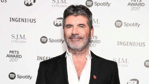 PHOTO: Simon Cowell attends the 26th annual Music Industry Trust Awards held at The Grosvenor House Hotel on Nov. 6, 2017, in London, England. (Dave J Hogan/Getty Images)