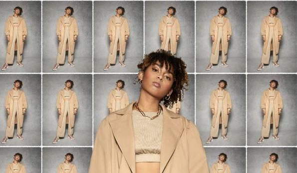 Phoenix Brown is the new face of George's G21 collection. (Asda)