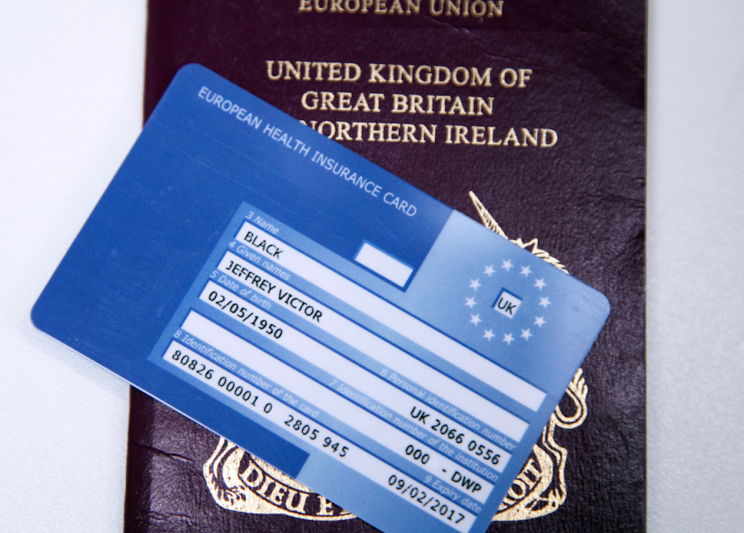 The EHIC health card may be a goner after Brexit (Rex)
