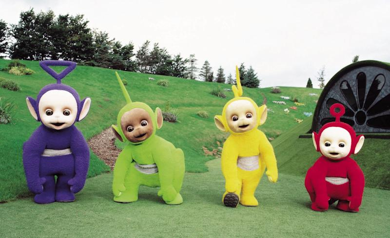 'Teletubbies' sun baby did not have a baby, but we are still old