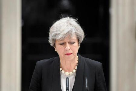 Theresa May: Manchester bombing a 'callous terrorist attack'