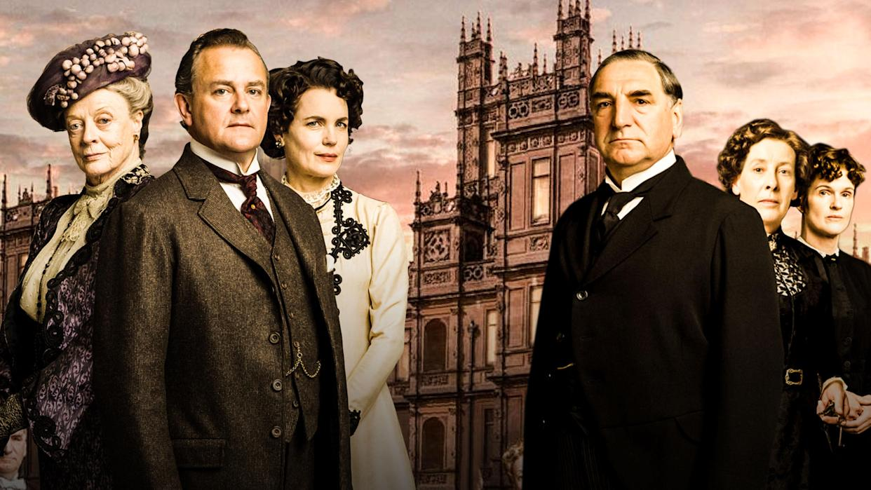 Downton Abbey (ITV/Carnival Productions)