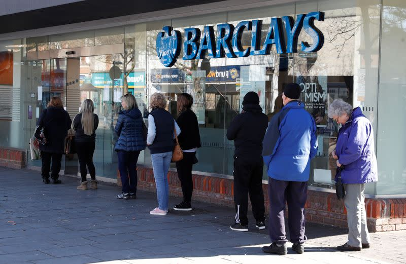 Barclays sets 2050 'net zero' carbon goal after investor pressure