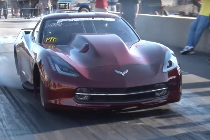 3500 HP Corvette C7 Stingray