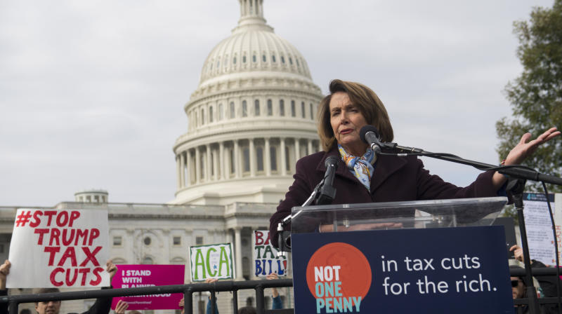 House Democrats Bring In Record Fundraising Numbers, Gearing Up For 2018 Midterms