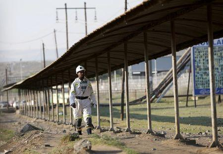Sibanye-Stillwater will close loss-making output at Lonmin -executive