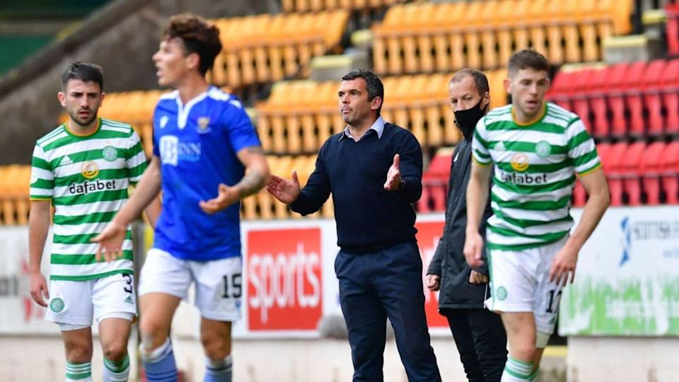 St. Johnstone v Celtic - Ladbrokes Scottish Premiership | Mark Runnacles/Getty Images