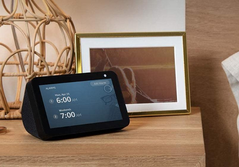 Get the Echo Show 5 for 33 percent off. (Photo: Amazon)
