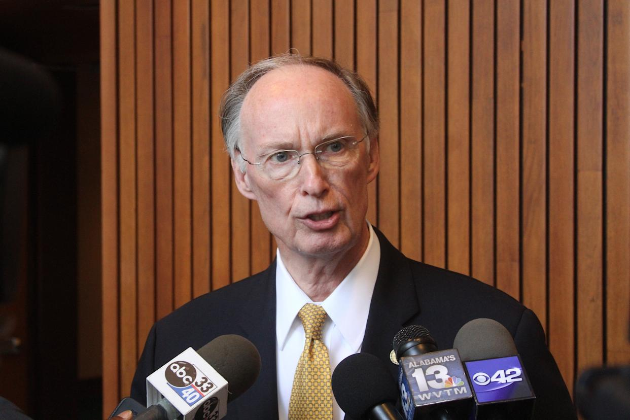 """""""I endorsed Governor John Kasich for President, because I felt like he was the most qualified and the best person to lead our nation. I certainly won't vote for Hillary Clinton, but I cannot and will not vote for Donald Trump,"""" Bentley said ina statement."""