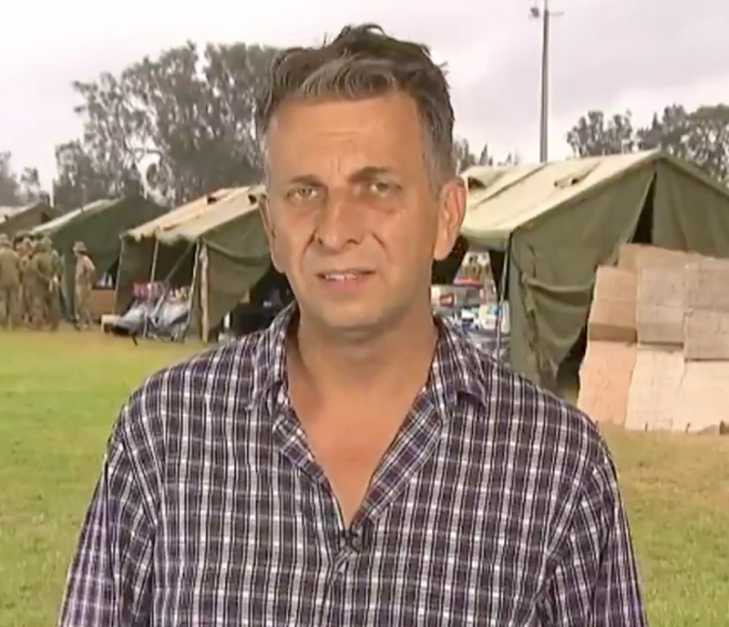 Andrew Constance fought back tears on The Project during an emotional interview about the NSW bushfires.