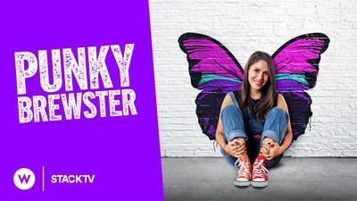 Punky BrewsterPremieres Thursday, March 4 at 8 p.m. ET/PT on W Network and Friday, March 5 at 8 p.m. ET/PT on YTV (CNW Group/Corus Entertainment Inc.)