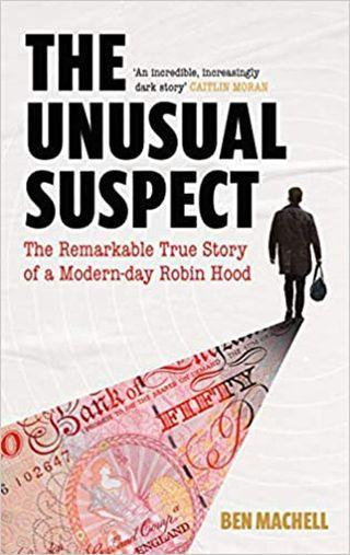 """<p><a class=""""link rapid-noclick-resp"""" href=""""https://www.amazon.co.uk/Unusual-Suspect-Remarkable-Story-Modern-Day/dp/1786897962/ref=sr_1_1?crid=3E23WSVXZQ5VA&dchild=1&keywords=the+unusual+suspect&qid=1609951416&s=books&sprefix=the+unu%2Cstripbooks%2C204&sr=1-1&tag=hearstuk-yahoo-21&ascsubtag=%5Bartid%7C1923.g.35138437%5Bsrc%7Cyahoo-uk"""" rel=""""nofollow noopener"""" target=""""_blank"""" data-ylk=""""slk:SHOP"""">SHOP</a></p><p>Journalist <a href=""""https://www.esquire.com/uk/life/a35176014/maps-love-letter/"""" rel=""""nofollow noopener"""" target=""""_blank"""" data-ylk=""""slk:Ben Machell"""" class=""""link rapid-noclick-resp"""">Ben Machell</a> tells the remarkable story of real-life Robin Hood Stephen Jackley, a British university student with Asperger's Syndrome, in this story which will surely be treated to a screen adaptation soon. Jackley used replica weapons to pull off a string of bank robberies before dispersing the notes –marked with RH – amongst the homeless and needy. An astonishing story which resonates at a time of staggering inequality, and one which asks salient questions about wealth redistribution.</p><p>OO</p>"""