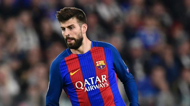 The Spain international defender has taken to Twitter to emphasize his opinion that fans at Camp Nou are superior to those at the Bernabeu