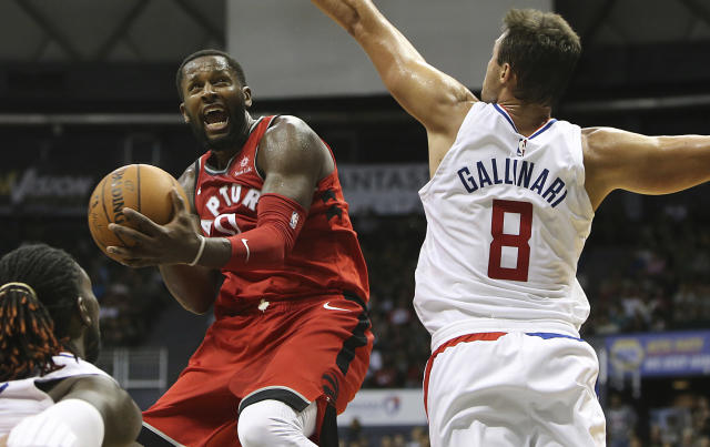 New Toronto Raptors wing C.J. Miles went under the radar on the Indiana Pacers. (AP)