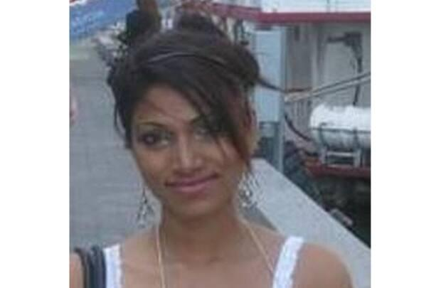 Varsha Gajula, 41, was found dead on Wednesday in Toronto. Police are investigating her death as a homicide. (Toronto Police Service - image credit)