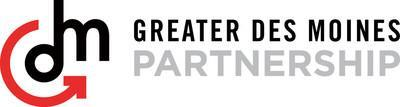Greater Des Moines Partnership Logo (PRNewsfoto/Greater Des Moines Partnership)
