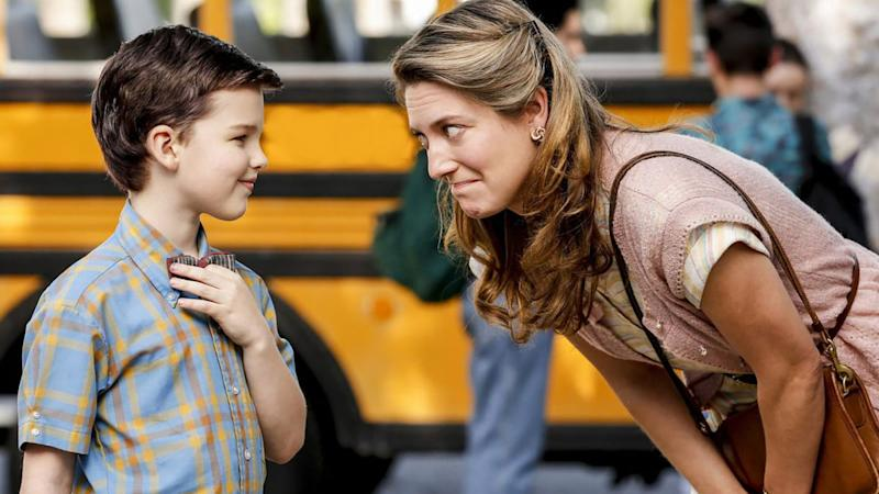 Young Sheldon on HBO Max