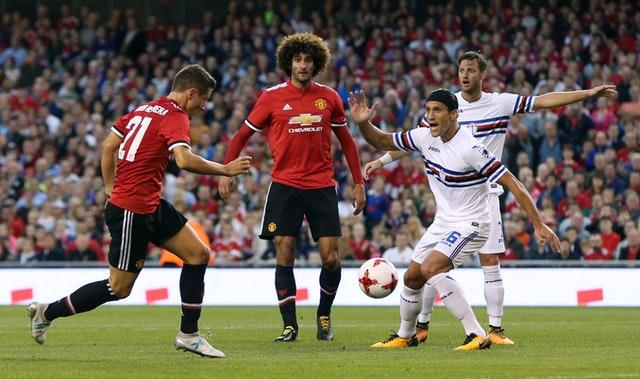 Manchester United and other clubs would have greater freedom to play lucrative friendlies with a reduced calendar