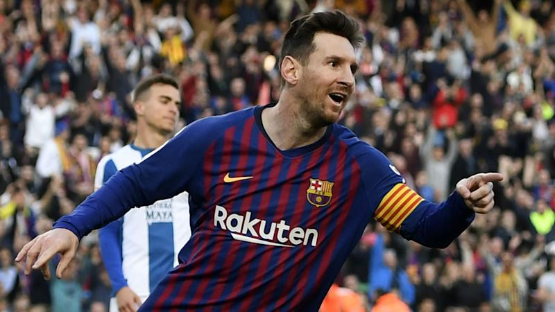22f267302  His relationship with Barca will last forever  – Bartomeu planning new  deal for  one-club man  Messi