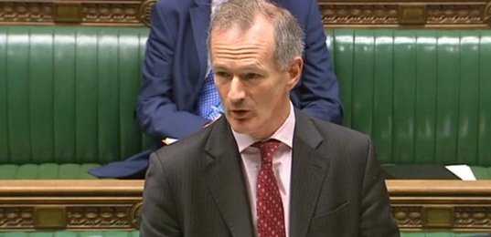 Tory MP John Penrose voted against extending the free school meals programme into half-term (BBC)