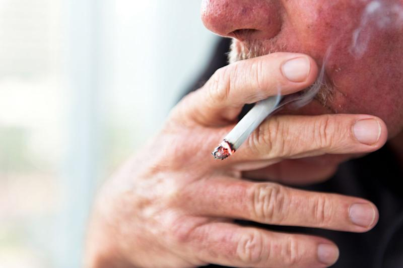 Smoker shares what it's like to live with COPD