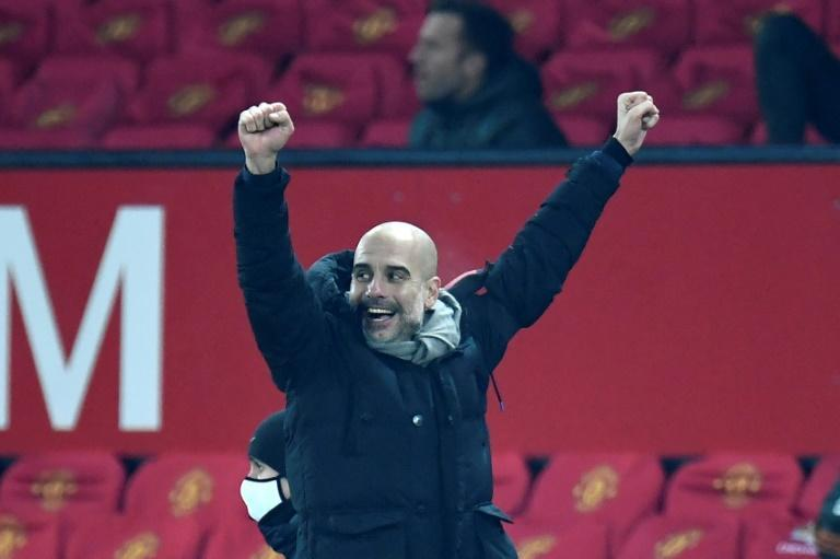 Serial winner: Pep Guardiola has now won 26 major trophies as manager of Barcelona, Bayern Munich and Manchester City