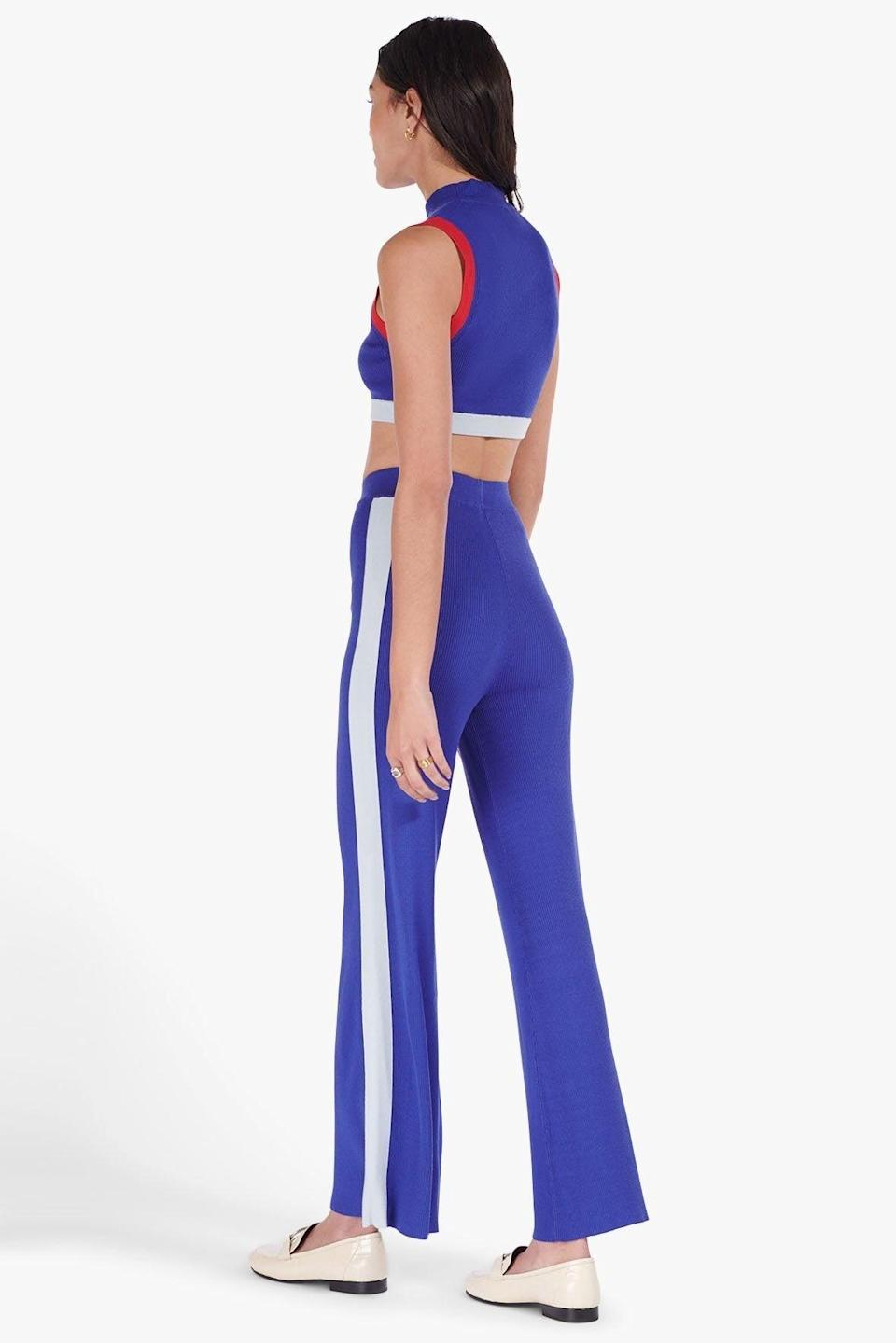 <p>You can also exercise in these sporty chic <span>Ski Pants</span> ($225).</p>