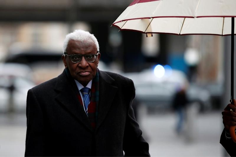 Lamine Diack Tells Court He Slowed Handling of Russian Doping Cases to Save Sponsorship