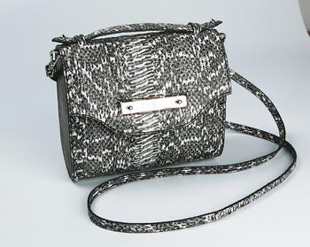 McQ leather handbag $6,999