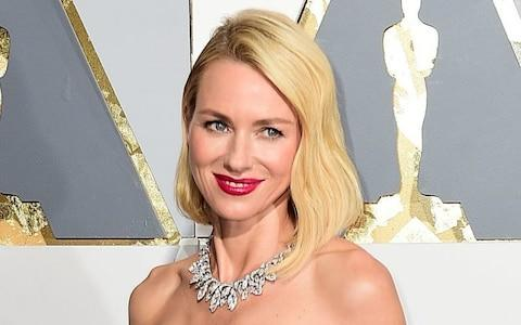 Actress Naomi Watts - Credit: Ian West/PA