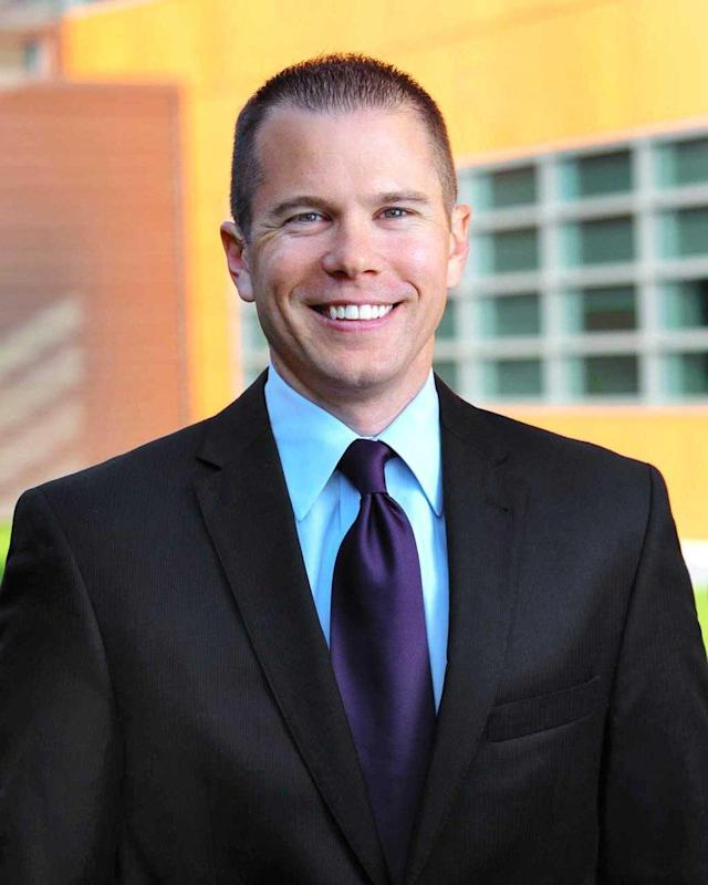 <p>Photo of shooting victim, Matt Mika, a lobbyist for Tyson Foods. (Photo: Tyson Foods) </p>