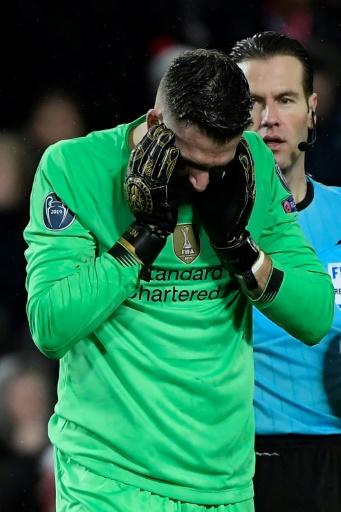 Adrian's mistake changed the course of the Champions League tie between Liverpool and Atletico Madrid