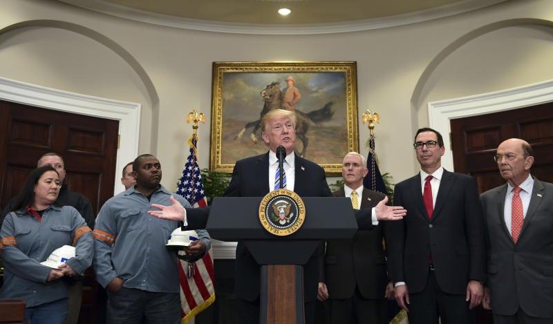 US trading partners, businesses say tariffs will backfire