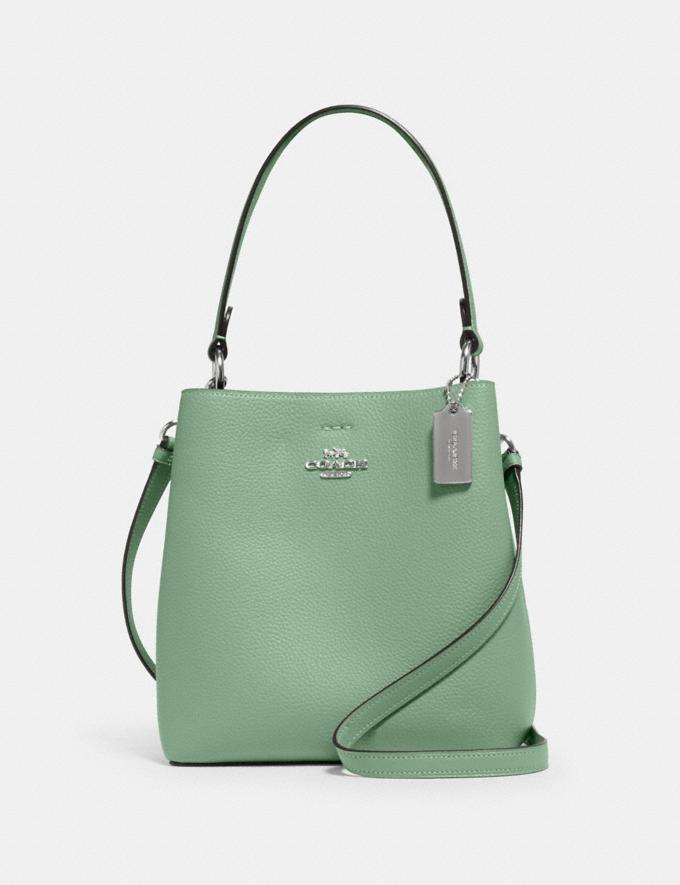 Small Town Bucket Bag. Image via Coach Outlet.